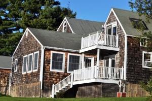 Maine Wedding Receptions Lodging   Clark's Cove Farm